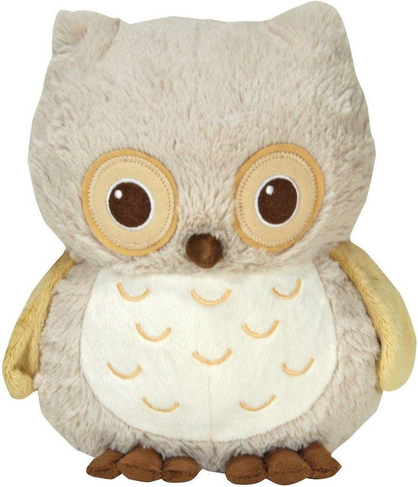 Cloudb Plüschtier mit Sound Eule, »Sunshine Owl«
