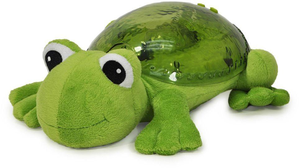 Cloudb Plüschtier mit Nachtlichtfunktion Frosch, »Tranquil Frog«
