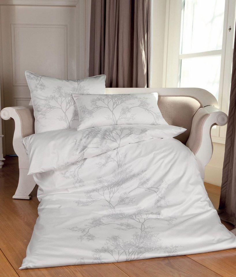 bettw sche janine bl tenranken mit verzierender bl tenranke online kaufen otto. Black Bedroom Furniture Sets. Home Design Ideas