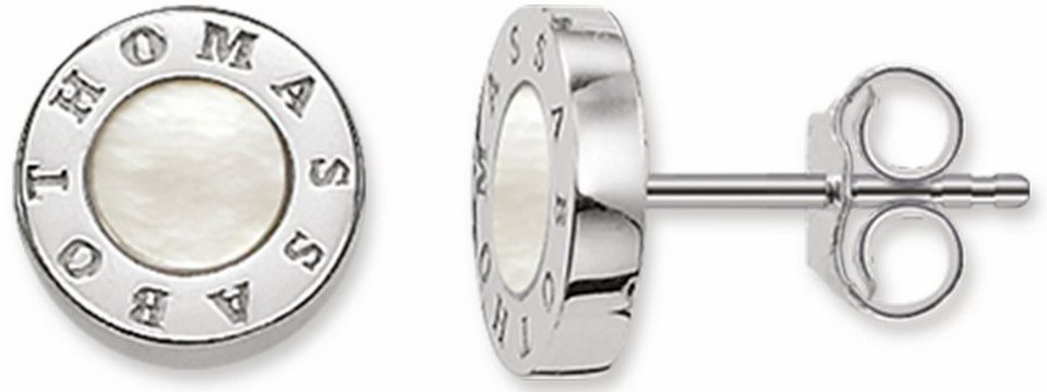 Thomas Sabo Paar Ohrstecker »H1859-029-14« mit Perlmutt in Silber 925