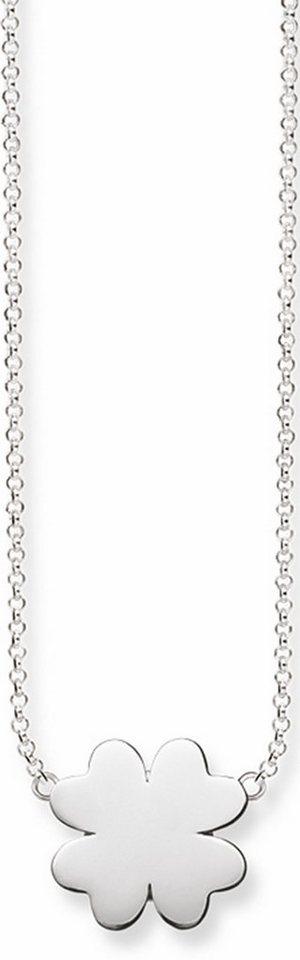 Thomas Sabo Collierkettchen »Collier, KE1482-001-12-L42v« in Silber 925