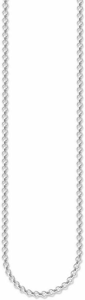 Thomas Sabo Silberkette »Charm Club Carrier, X0001-001-12-L42v, S, M, L« in Silber 925