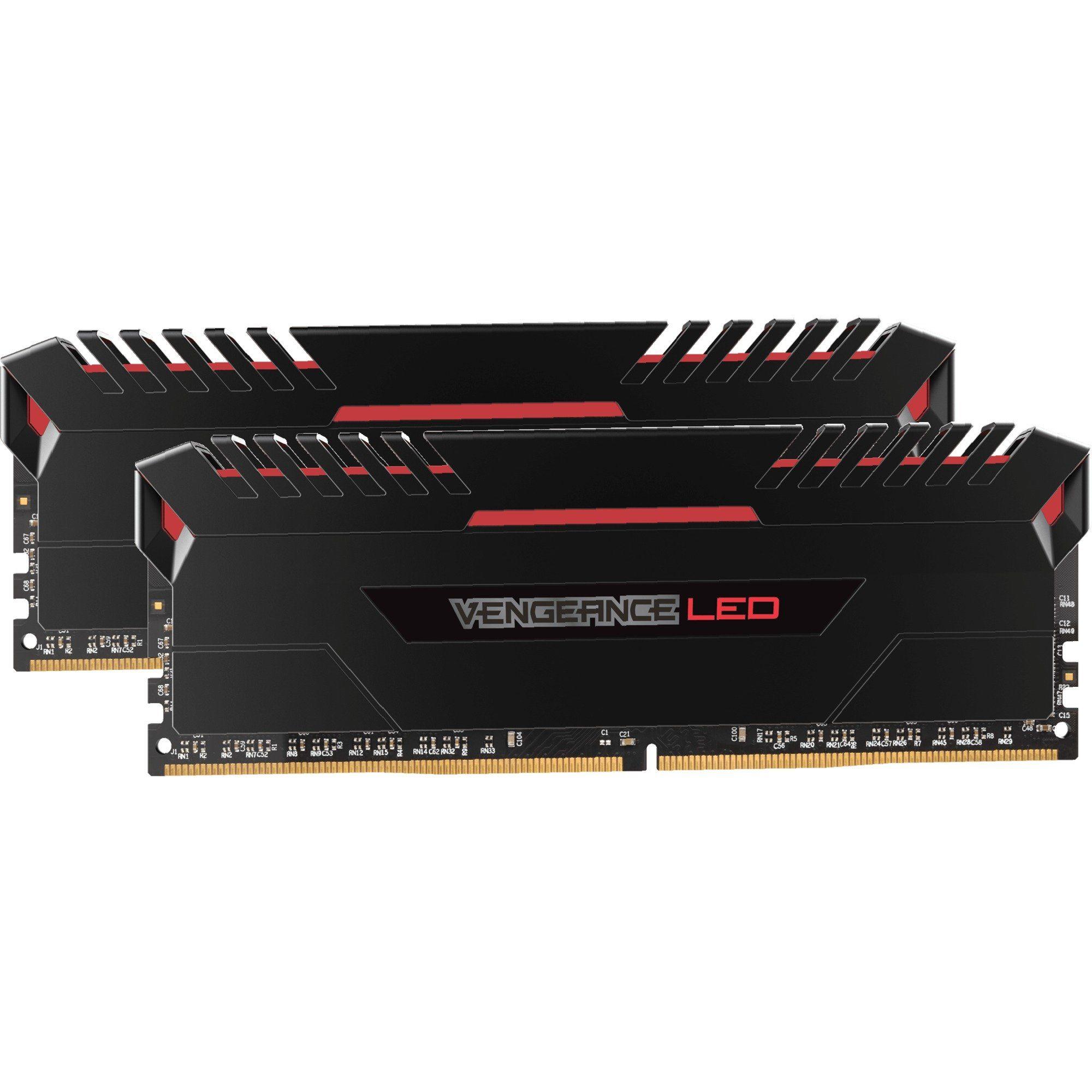 Corsair Arbeitsspeicher »DIMM 32 GB DDR4-2666 Quad-Kit«