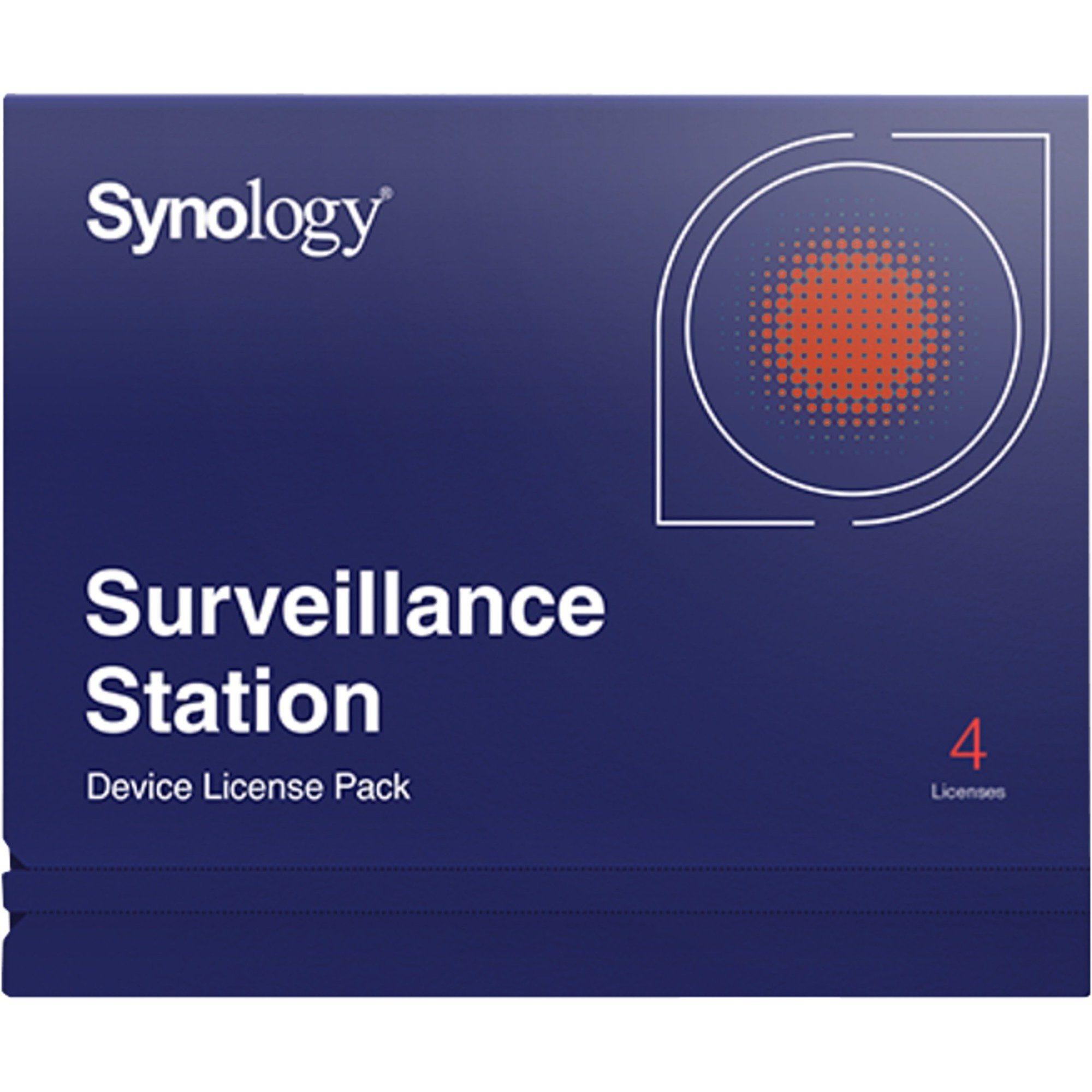 Synology Überwachungszubehör »4x Camera Pack«