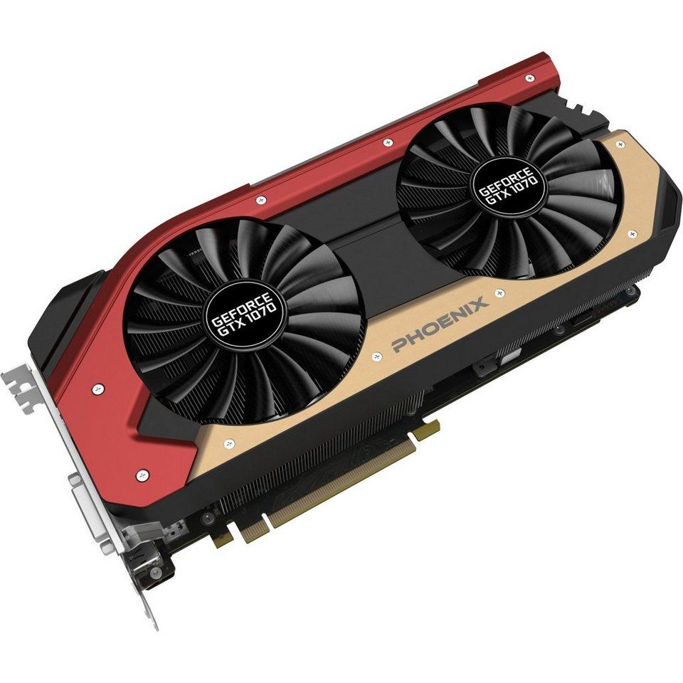 Gainward Grafikkarte »GeForce GTX 1070 Phoenix«