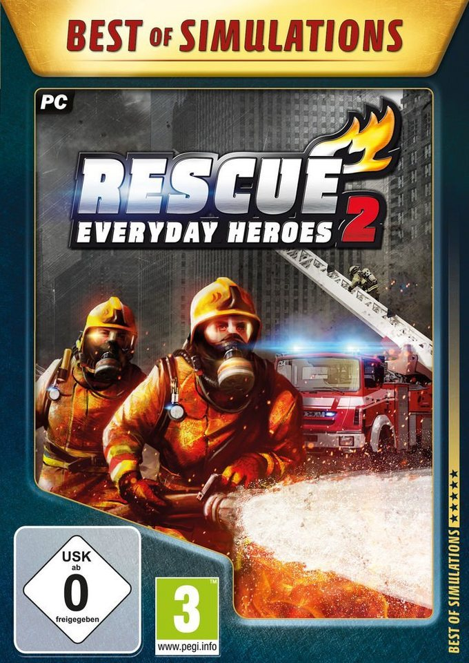 astragon PC - Spiel »Rescue 2: Everyday Heroes (BoS)«