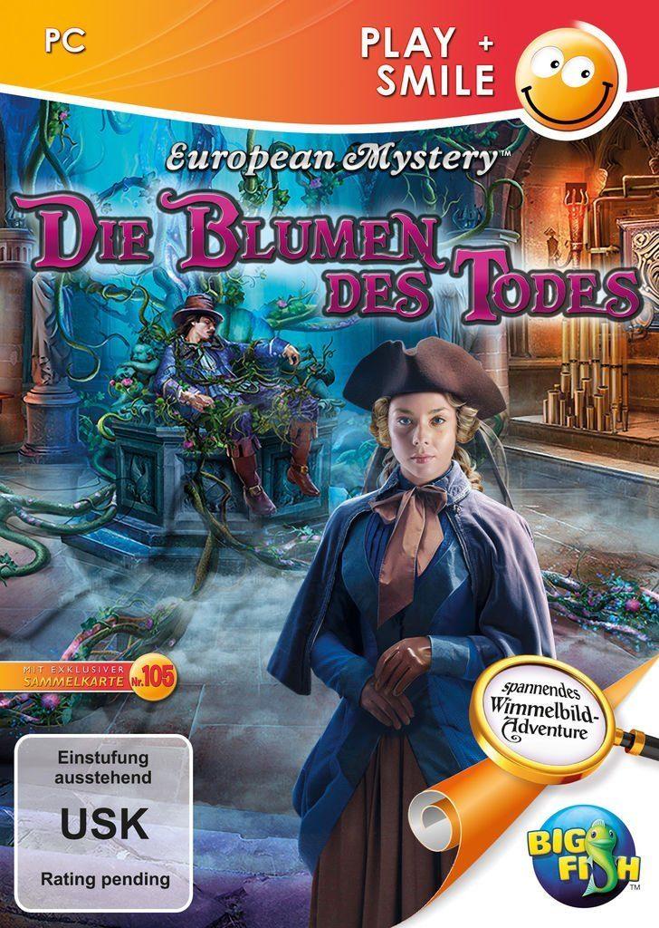 astragon PC - Spiel »European Mystery: Die Blumen des Todes«