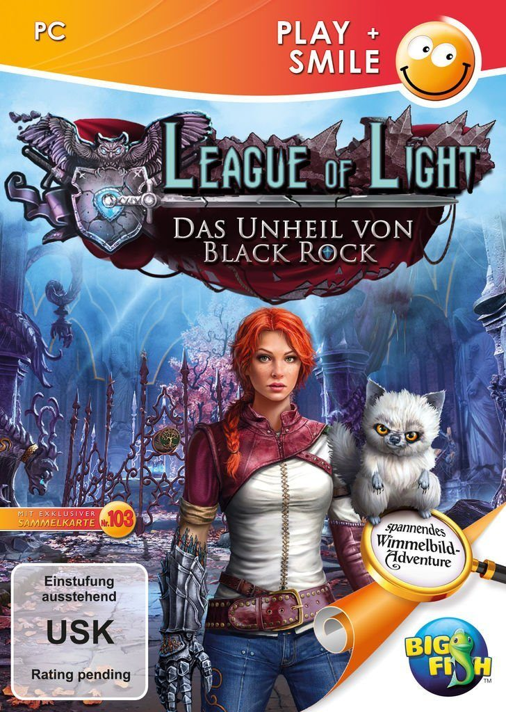 astragon PC - Spiel »League of Light: Das Unheil von Black Rock«