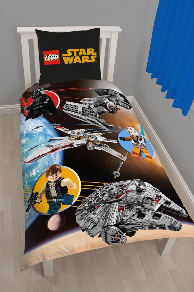 Character World Fanartikel »Lego Star Wars Space Bettwäsche«