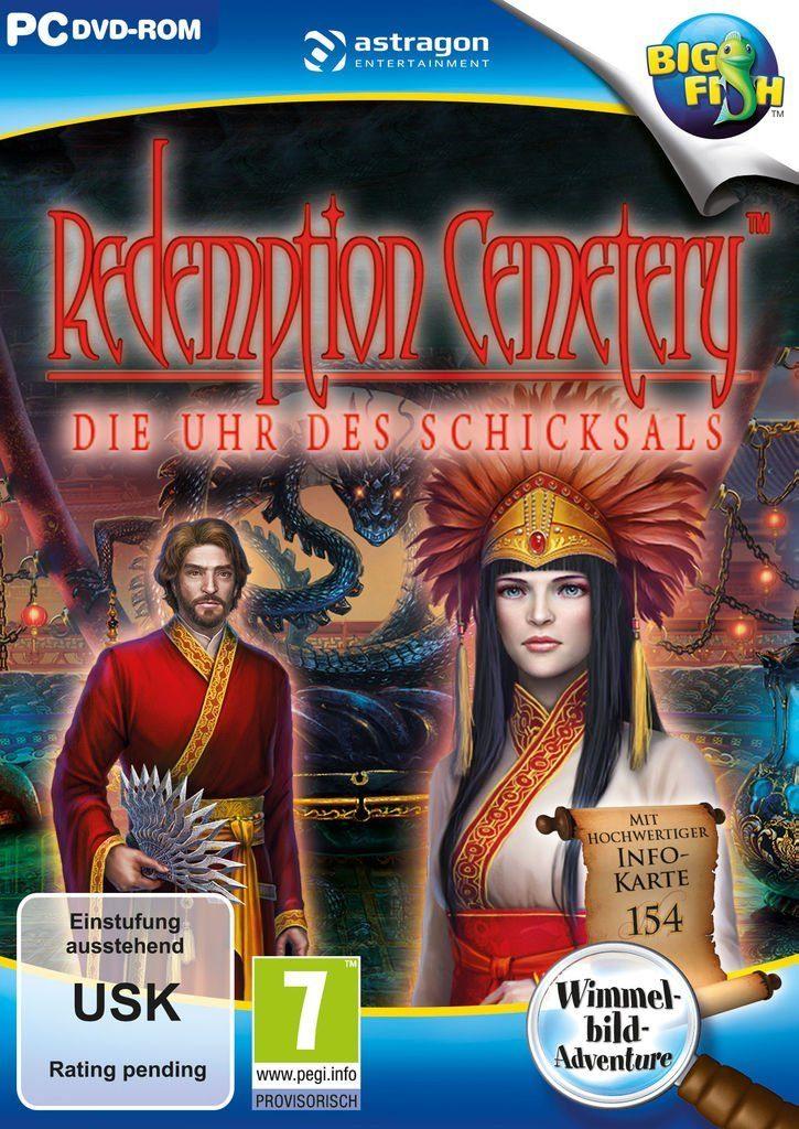 astragon PC - Spiel »Redemption Cemetery: Die Uhr des Schicksals«