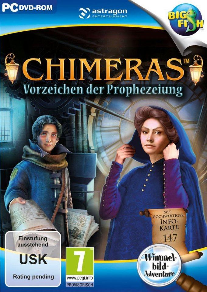 astragon PC - Spiel »Chimeras: Die Vorzeichen der Prophezeiung «