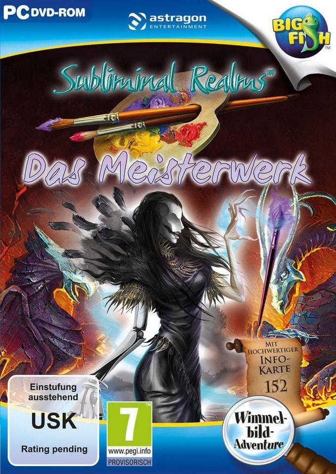 astragon PC - Spiel »Subliminal Realm: Das Meisterwerk«