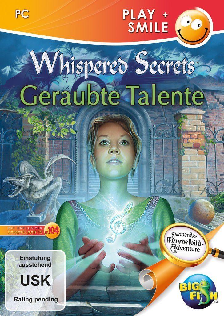 astragon PC - Spiel »Whispered Secrets: Geraubte Talente«