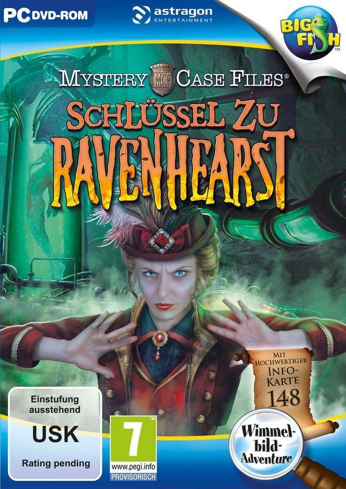 astragon PC - Spiel »Mystery Case Files: Schlüssel zu Ravenhearst«