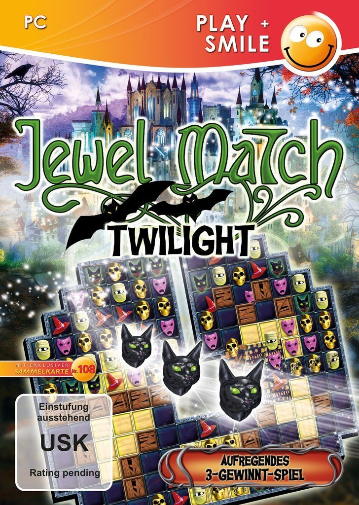 astragon PC - Spiel »Jewel Match: Twilight«