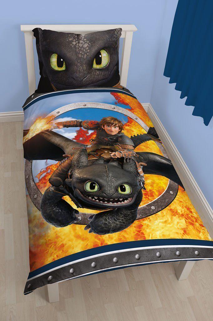 Character World Fanartikel »Dreamworks Dragons Bettwäsche«