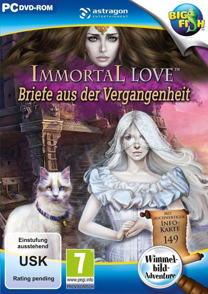 astragon PC - Spiel »Immortal Love: Briefe aus der Vergangenheit «