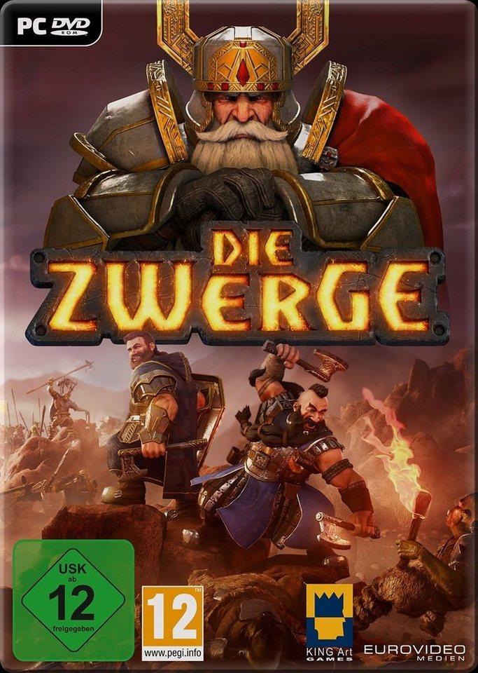 Nordic Games PC - Spiel »Die Zwerge (Metalcase)«
