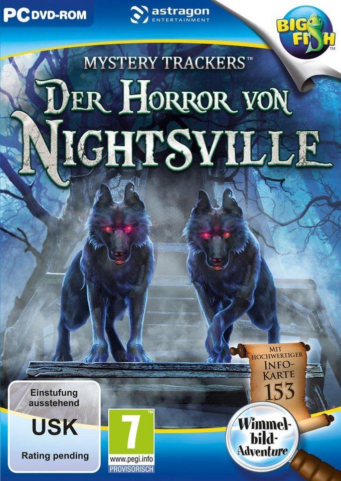 astragon PC - Spiel »Mystery Trackers: Der Horror von Nightsville«