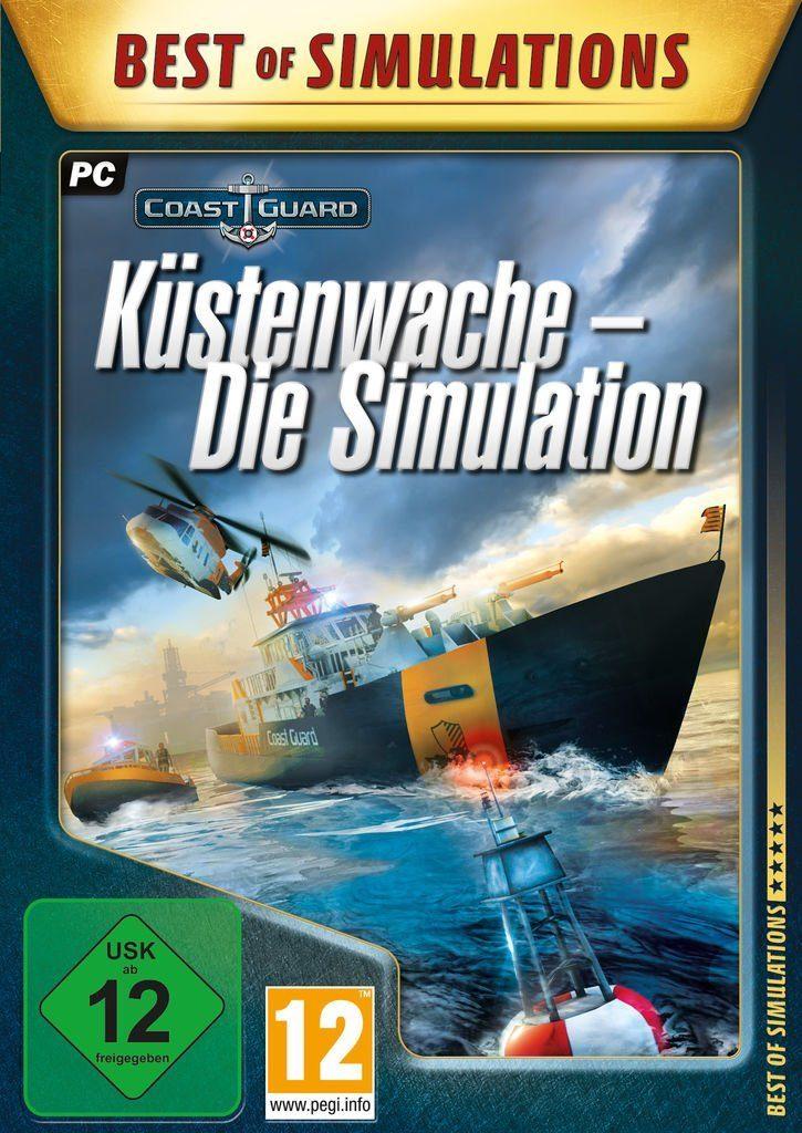 astragon PC - Spiel »Coast Guard: Küstenwache – Die Simulation«