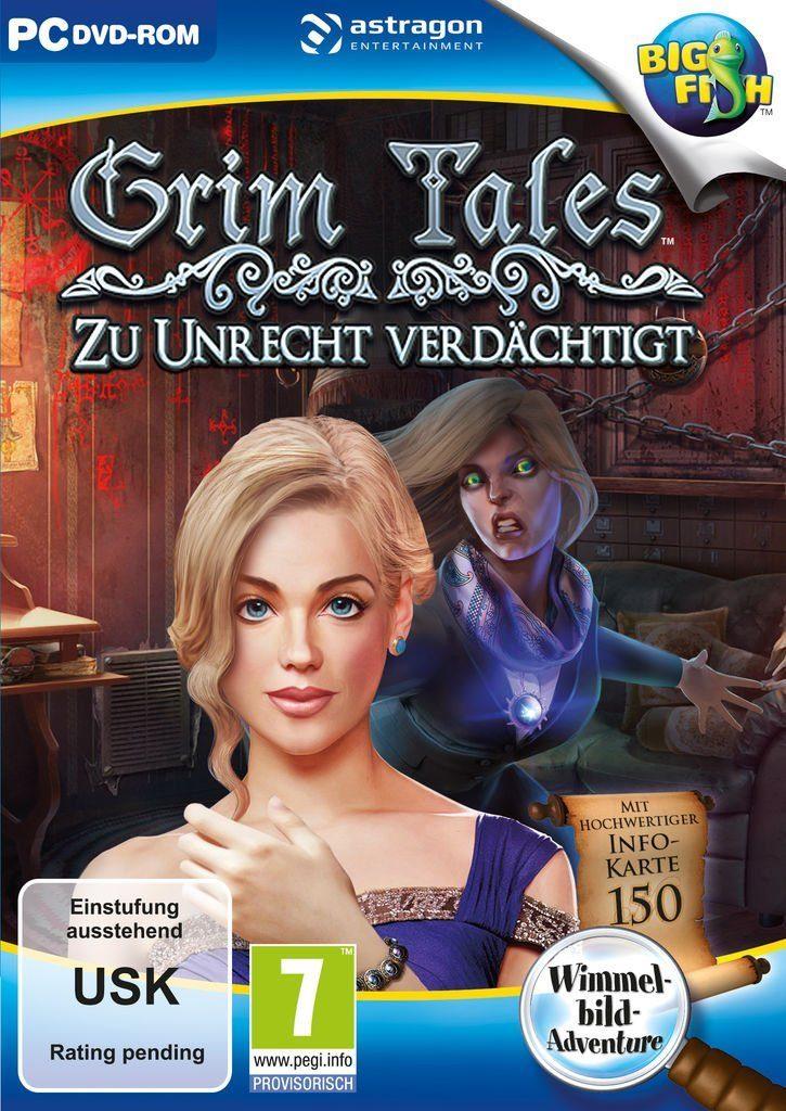 astragon PC - Spiel »Grim Tales: Zu Unrecht verdächtigt«
