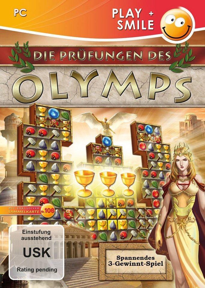 astragon PC - Spiel »Die Prüfungen des Olymps«