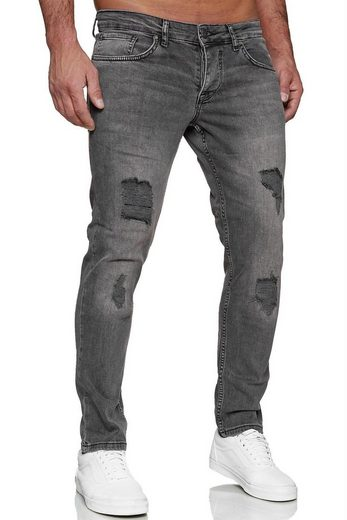 Tazzio Slim-fit-Jeans »16525« Stretch mit Elasthan & im Destroyed-Look