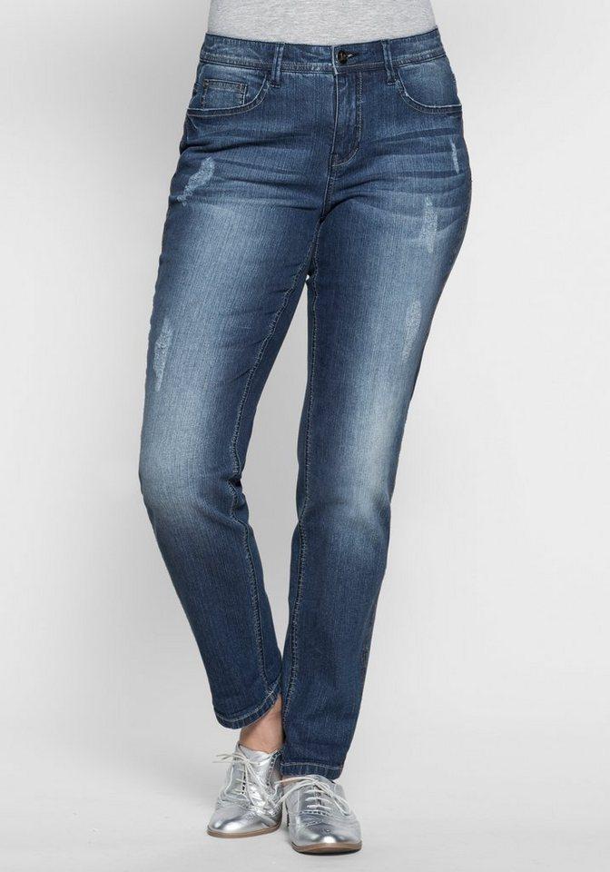Joe Browns Boyfriend-Jeans in blue Denim