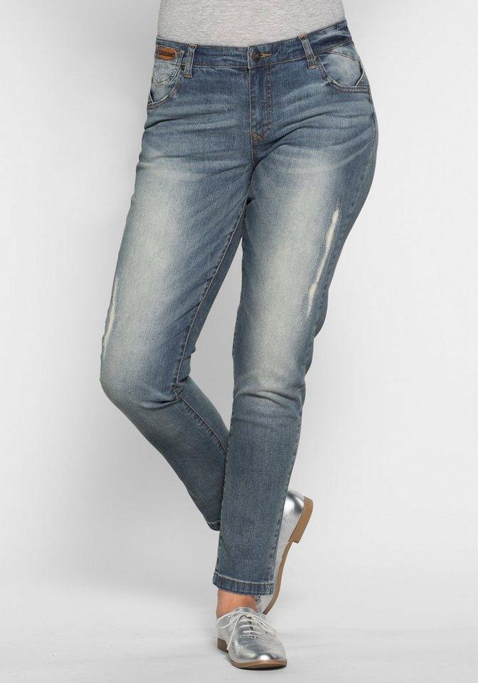 Joe Browns Schmale Stretch-Jeans Joe Browns in blue used