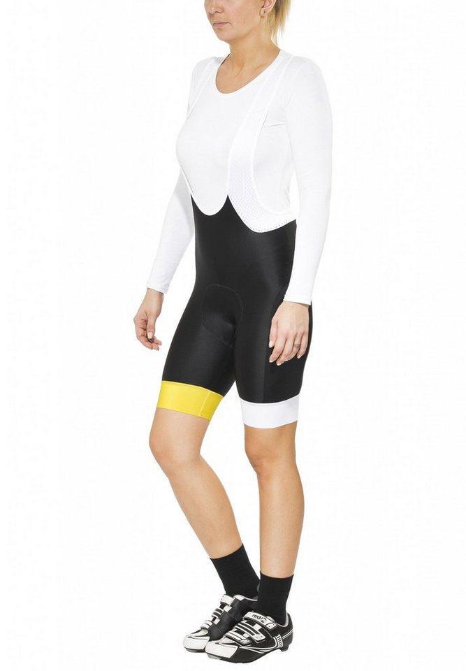 Brügelmann Radhose »Bioracer Classic Race Bib Short Women« in schwarz