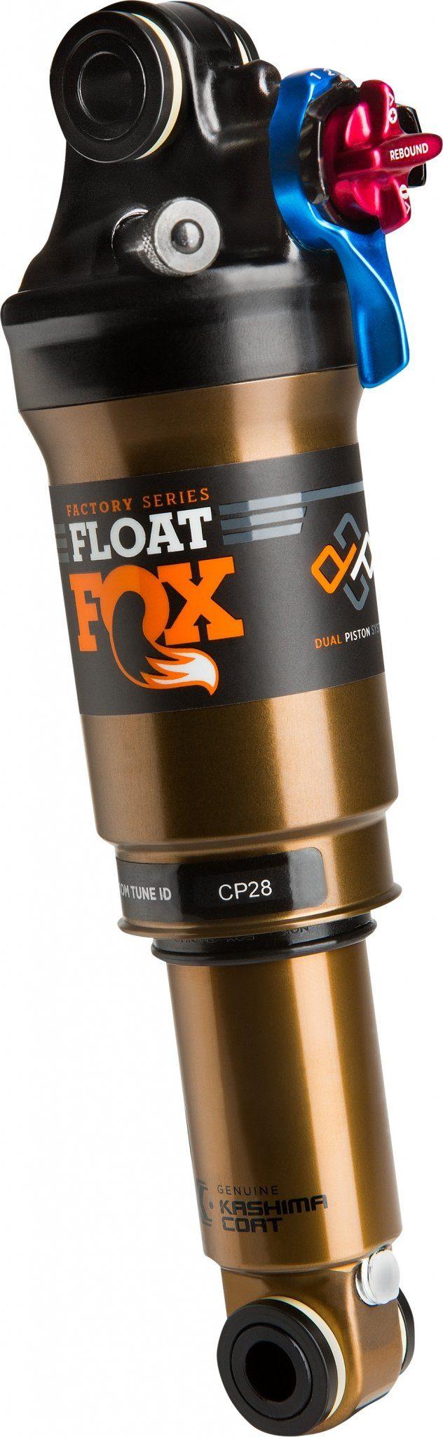 Fox Racing Shox Fahrrad Dämpfer »Float DPS Factory 3Pos-Remote XV Kashima«