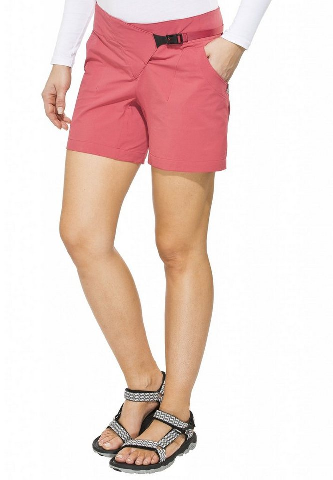 Klättermusen Hose »Vanadis Shorts Women« in pink