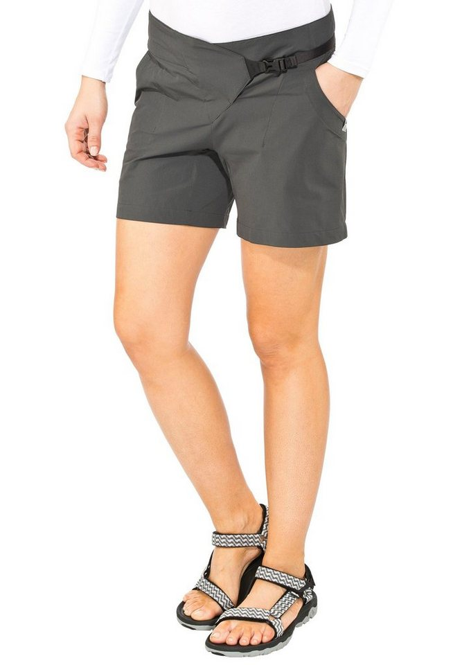 Klättermusen Hose »Vanadis Shorts Women« in grau