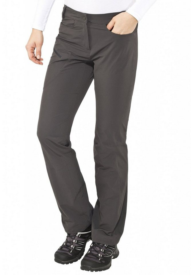Millet Outdoorhose »LD Trekker Stretch Pant Women« in grau