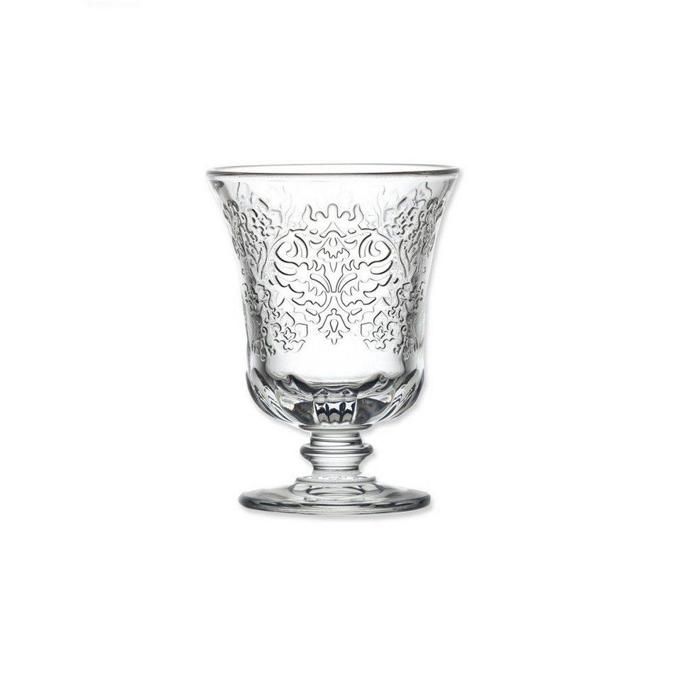 Loberon Wassergläser 6er-Packung »Abèle« in klar