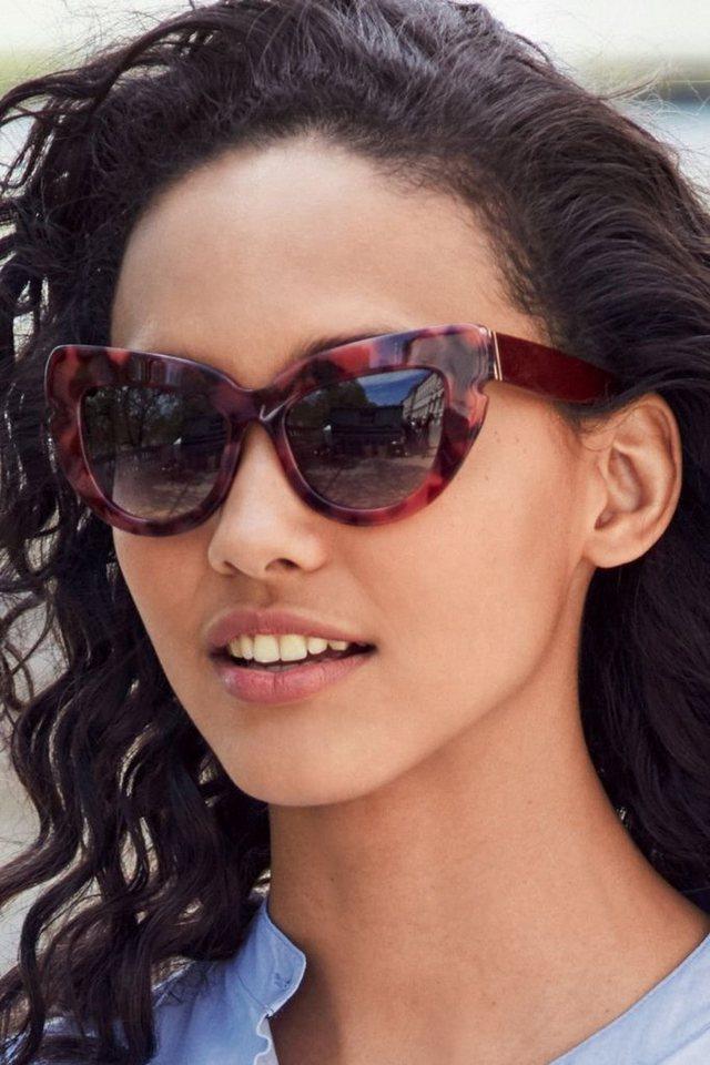 Next Handgefertigte Premium-Sonnenbrille in Violettfarben