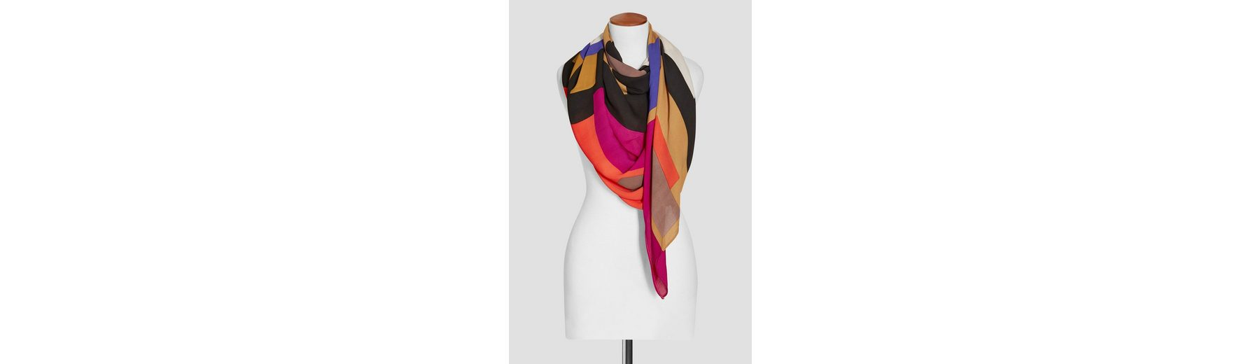 Next Schal in Colourblock-Optik