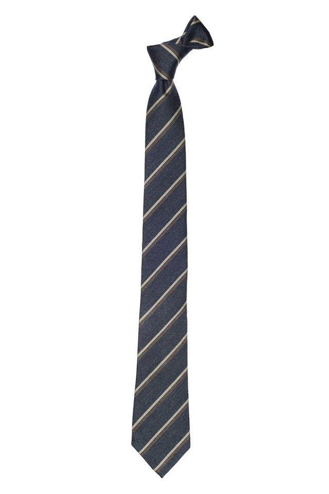Next Gestreifte Krawatte in Marine