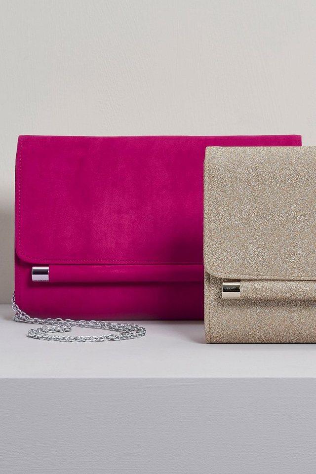 Next Umschlag-Clutch in Pink