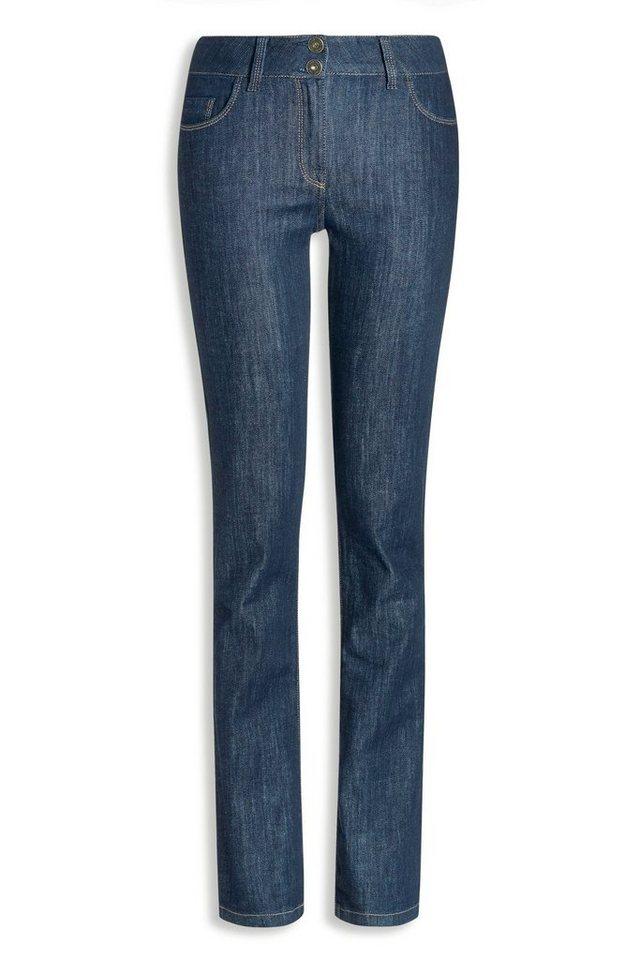 Next Slim-Fit-Jeans in Rinsed Denim