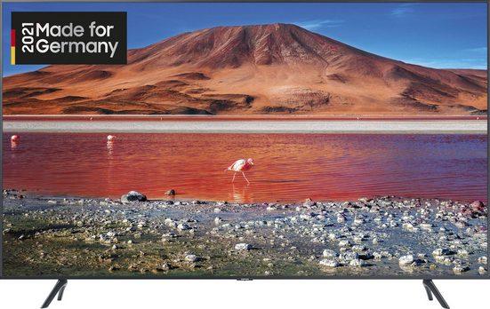 Samsung GU65TU7199U LED-Fernseher (163 cm/65 Zoll, 4K Ultra HD, Smart-TV, Crystal UHD)