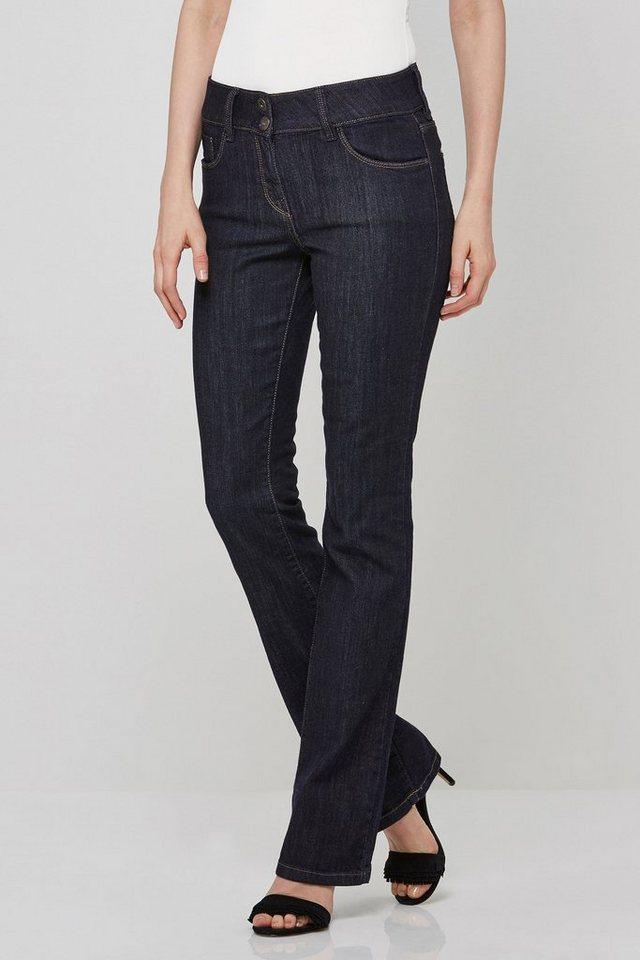 Next Bootcut-Jeans in Denim Rinse