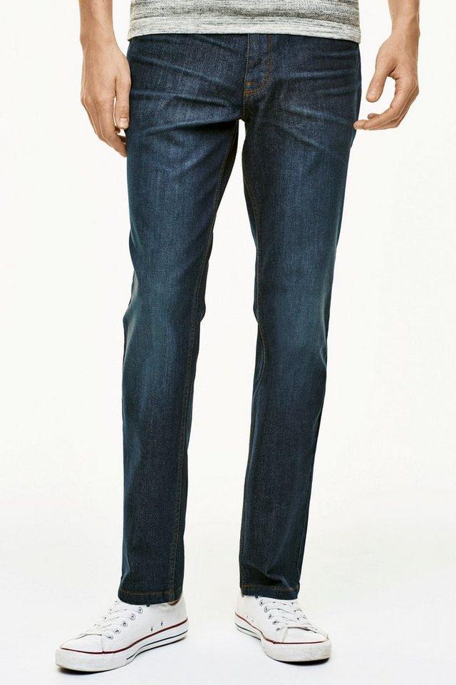 Next Skinny-Fit Teal Wash Stretch-Jeans in Blau Skinny-Fit