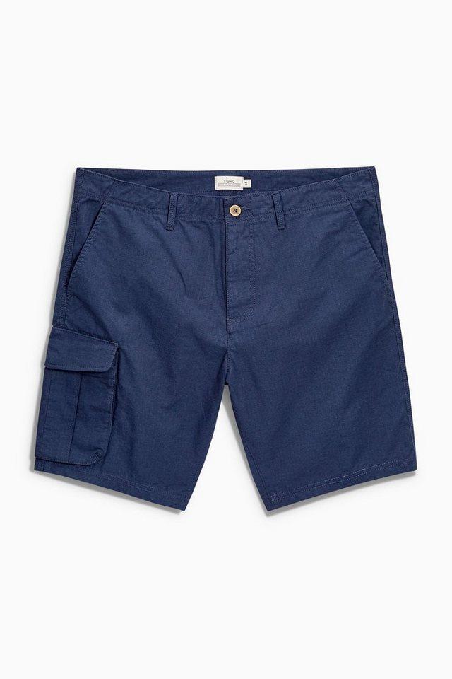 Next Shorts im Utility-Look in Marine