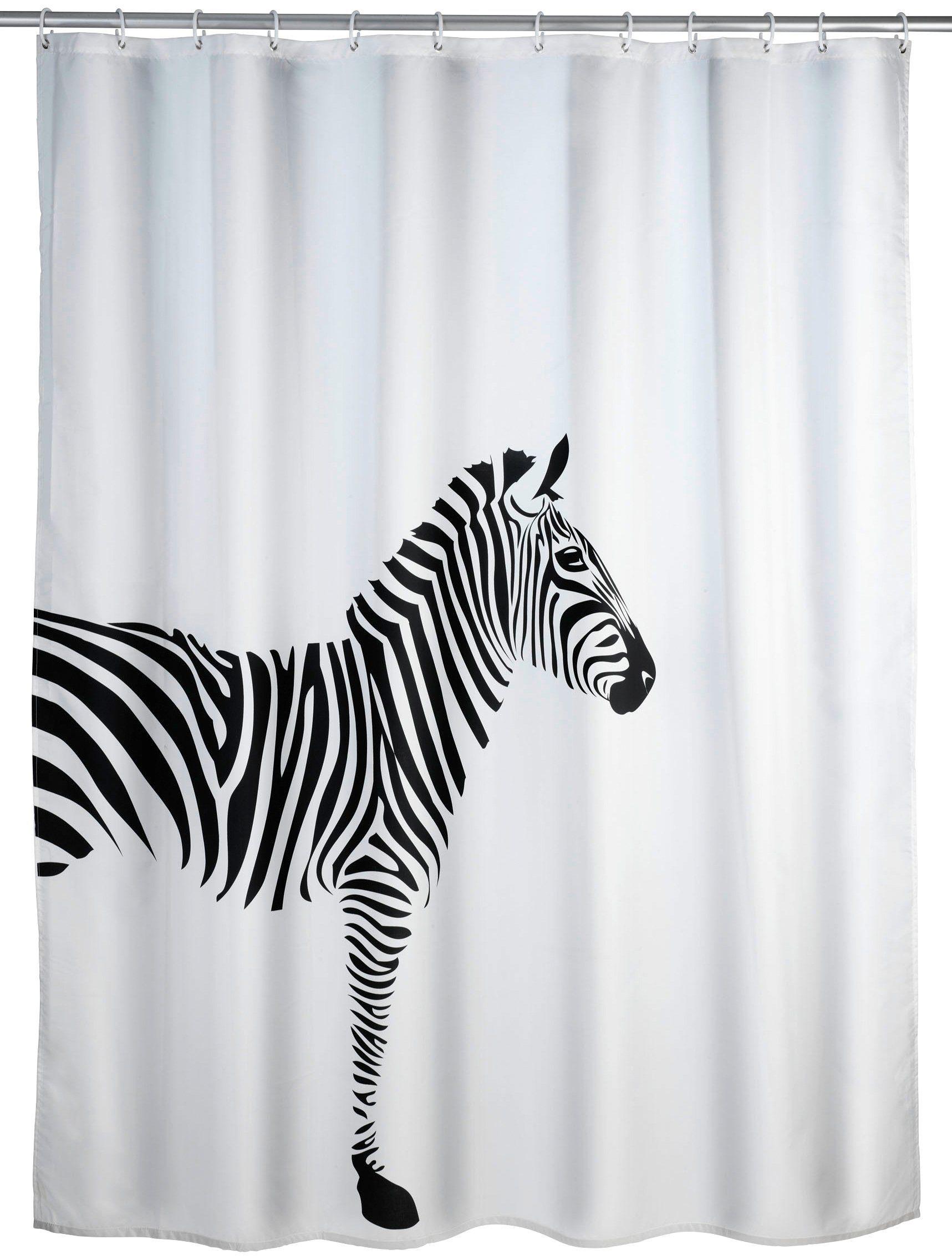 Duschvorhang »Wild«, Breite 180 cm