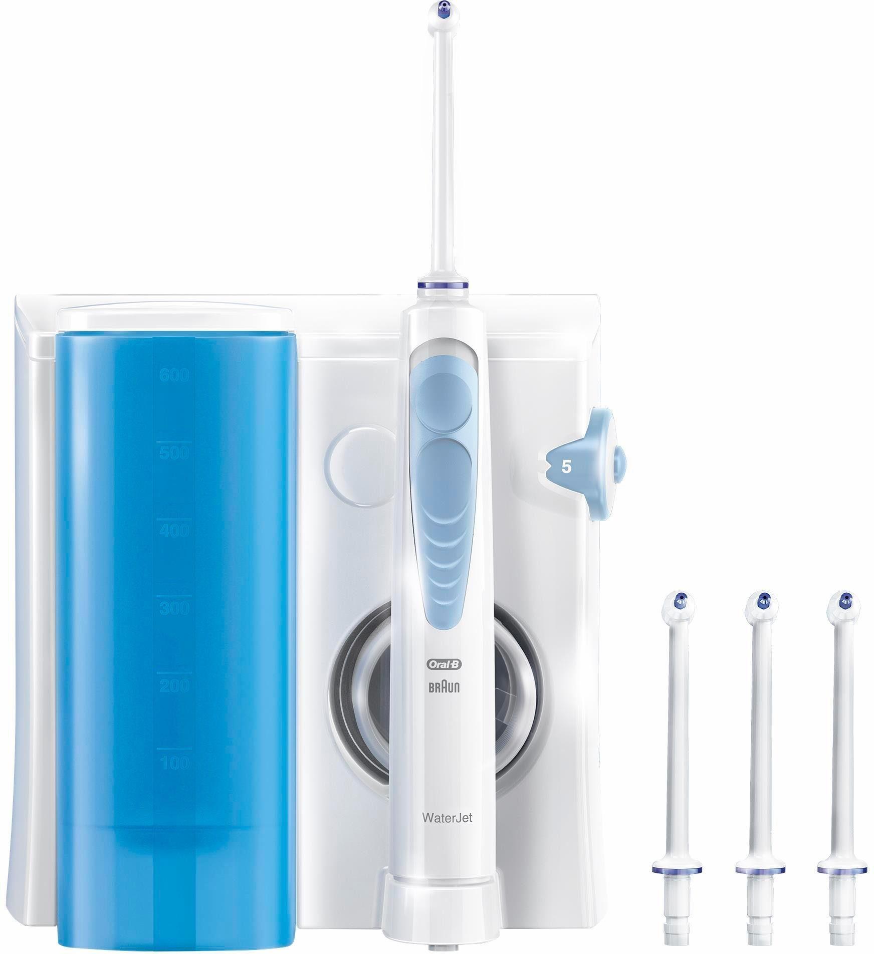 Oral-B Reinigungssystem WaterJet mit Munddusche