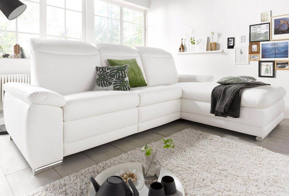 raum id ecksofa wahlweise mit relaxfunktion und. Black Bedroom Furniture Sets. Home Design Ideas