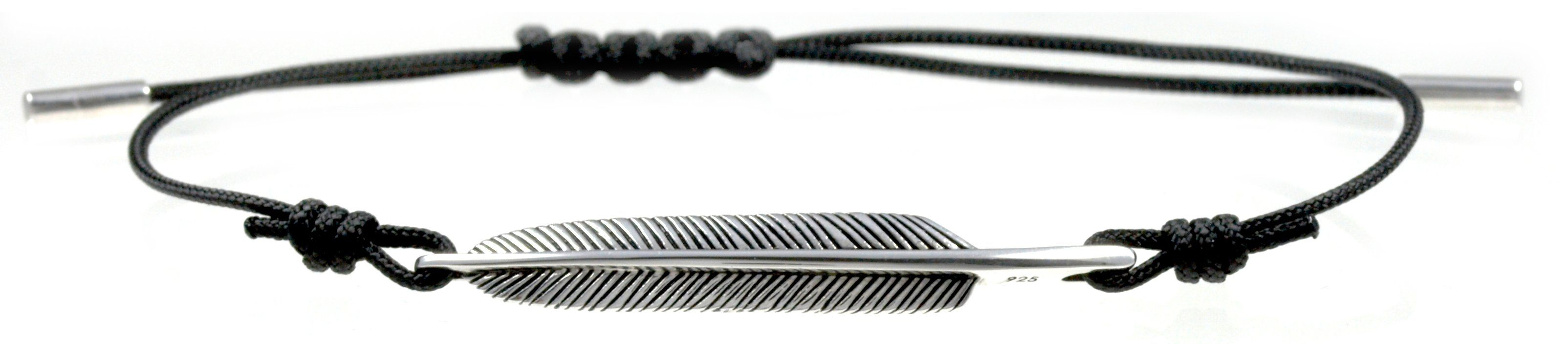 caï Men Armband, »feather, C4198B/90/00/21«