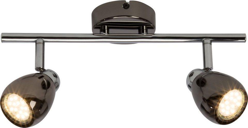brilliant leuchten led deckenstrahler milano 2 flammig online kaufen otto. Black Bedroom Furniture Sets. Home Design Ideas