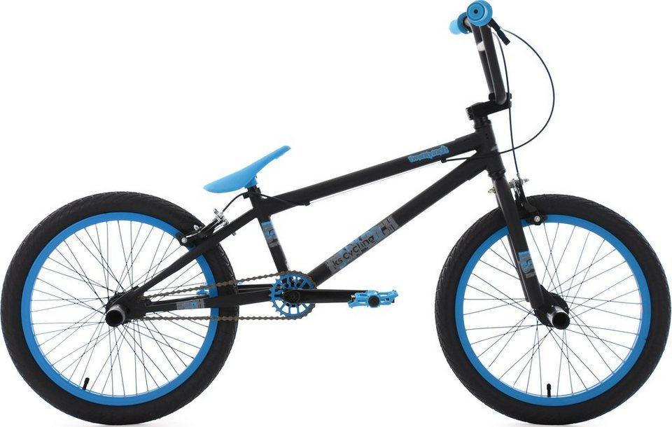ks cycling bmx fahrrad 20 zoll twentyinch otto. Black Bedroom Furniture Sets. Home Design Ideas